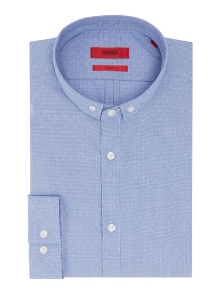 Hugo Hugo Erren Pattern Shirt