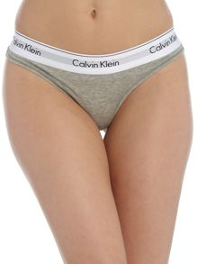 Calvin Klein Modern Cotton Thong