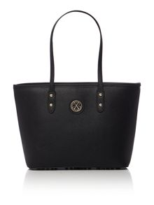 Eternity black small shopper