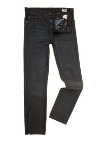 Medium Wash Mid Rise Jeans