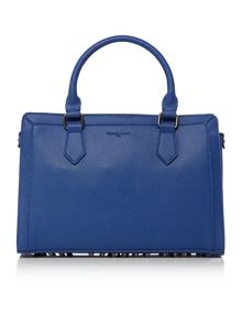 Incarnation blue tote bag