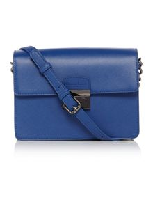 Incarnation blue cross body