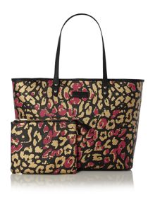 Christian Lacroix Mily multi coloured Tote