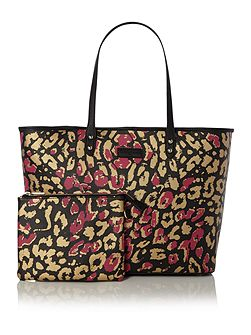 Mily multi coloured Tote