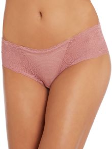 Calvin Klein Perfectly Fit W/ Lace All Lace Hipster