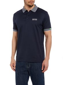 Golf Regular Fit Polo Shirt With Contrast Collar