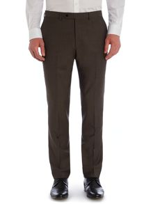 Corsivo Verulo Pin Dot Tailored Fit Suit Trousers