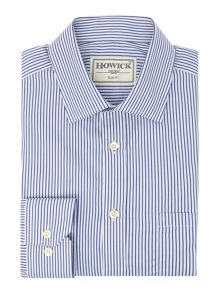 Howick Tailored Astoria Silm Fit Stripe Shirt