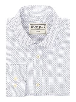 Men's Howick Tailored Dolton Silm Fit Geo Print