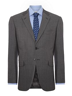 Derry Notch Lapel Pindot Suit Jacket