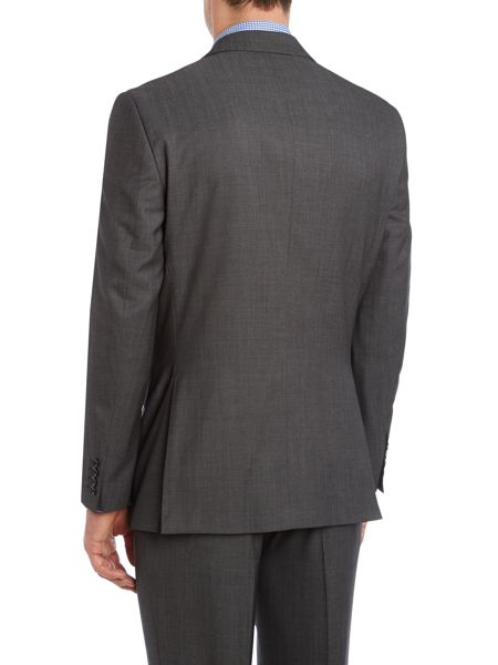 Howick Tailored Derry Notch Lapel Pindot Suit Jacket