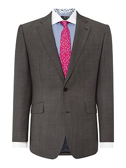 Frockland Plain Tailored Fit Suit Jacket