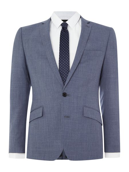Kenneth Cole Sheldon Silm Fit Suit Jacket
