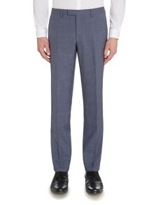 Kenneth Cole Sheldon Plain Slim Fit Suit Trousers