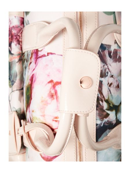 Ted Baker Pink pure peony travel bag