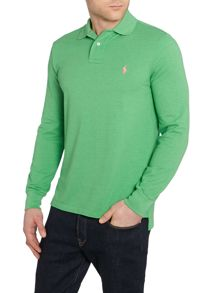 Polo Ralph Lauren Plain Polo Shirt Regular Fit