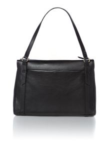 Chelsea black large tote bag