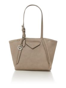 Paloma grey medium tote bag