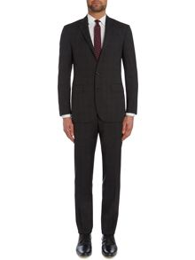 Prince Of Wales Subtle Check Slim Fit Suit