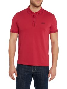 Single Tipped Collar Polo Shirt