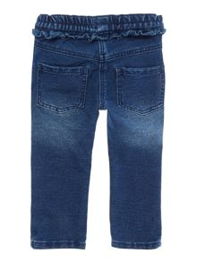 Newborn denim jegging