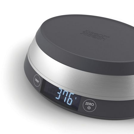 Joseph Joseph 2-in-1 Switch Digital Scale with Reversible Lid