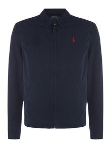 Polo Ralph Lauren Landon Cotton-Poplin Windbreaker Jacket