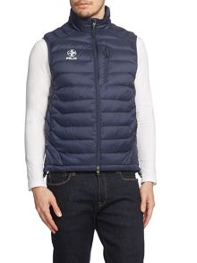 Casual Waterproof Full Zip Gilet
