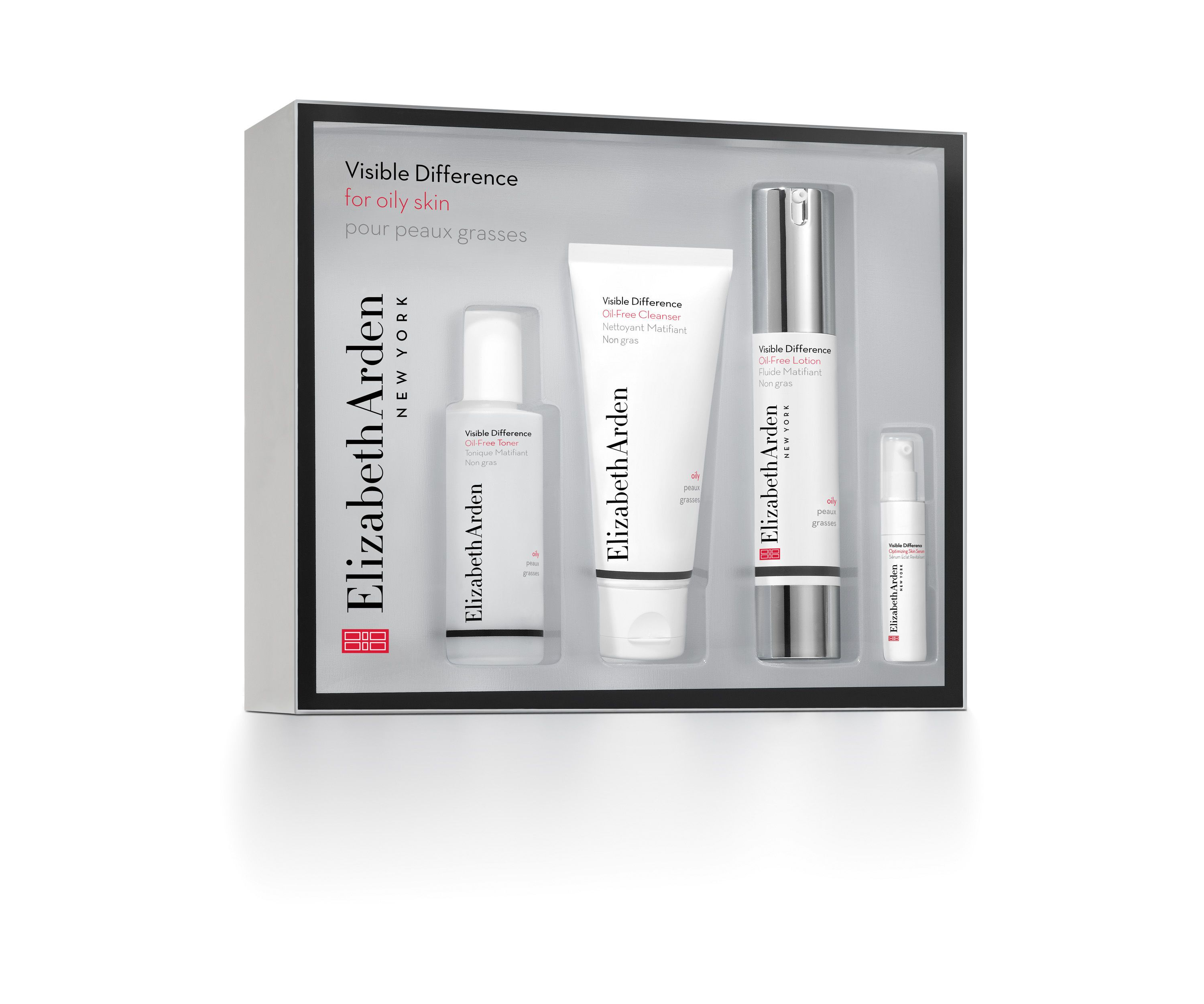 Elizabeth Arden Visible Difference Oily Skin Set