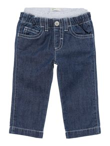 Newborn denim jeans