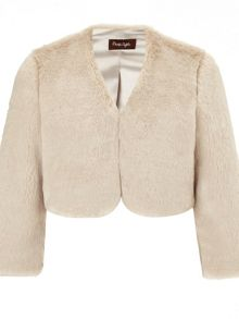 Phase Eight Short fur jacket