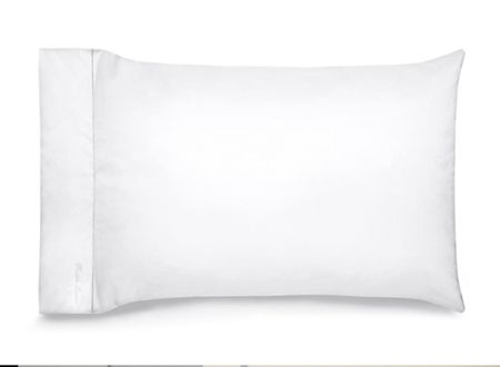 Ralph Lauren Home Langdon white king pillow case pair