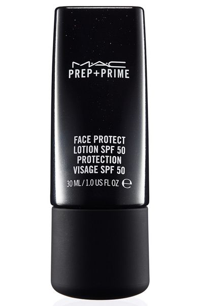 M·A·C Prep + Prime Face Protect Lotion SPF 50  / PA +++
