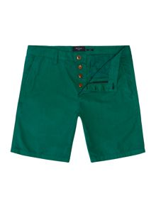 Lightweight Cotton Chino Shorts