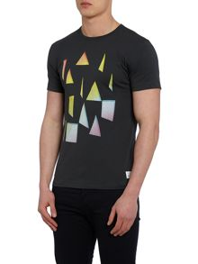 Paul Smith Jeans Graphic Crew Neck Regular Fit T-Shirt