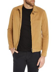 Casual Zip Up Harrington Jacket