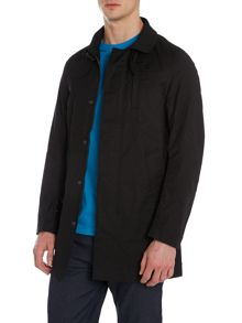 Garber Trench Casual Showerproof Button Mac