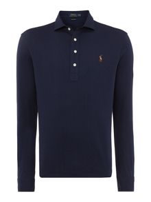 Plain Polo Shirt Regular Fit