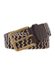 Casual Polyester Belt