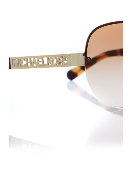 Michael Kors 0MK5002 Irregular sunglasses