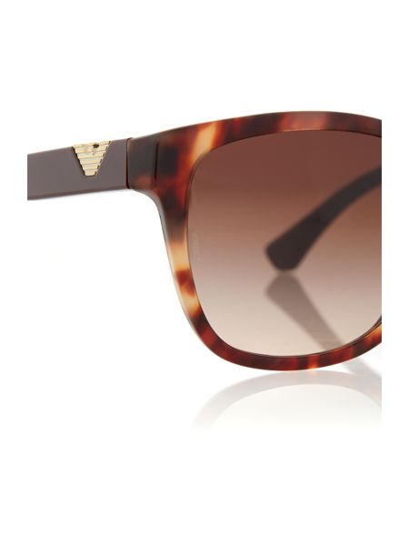 Emporio Armani 0EA4038 Cat eye sunglasses
