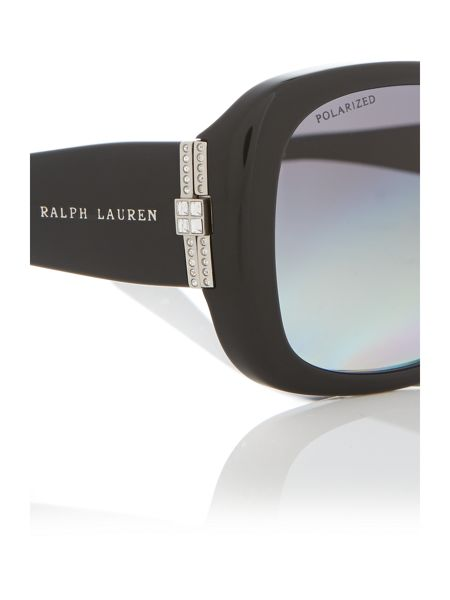 Ralph Lauren Sunglasses 0RL8127B rectangle sunglasses