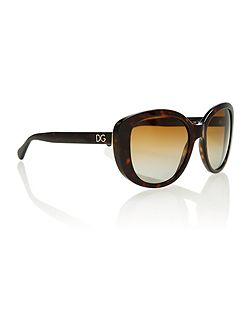 0DG4248 Square sunglasses