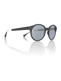 0EA4045 Round sunglasses