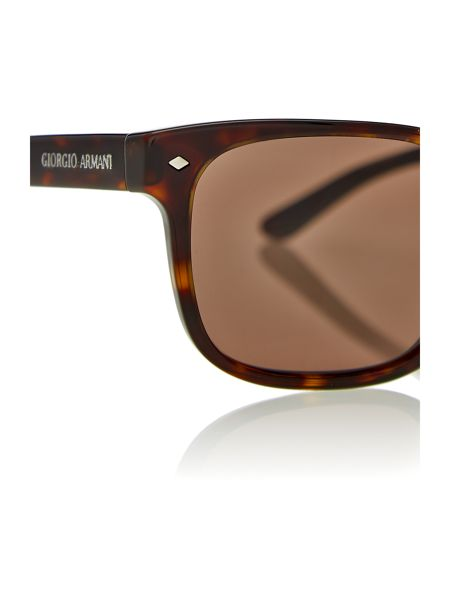 Giorgio Armani Sunglasses 0AR8049 Rectangle sunglasses