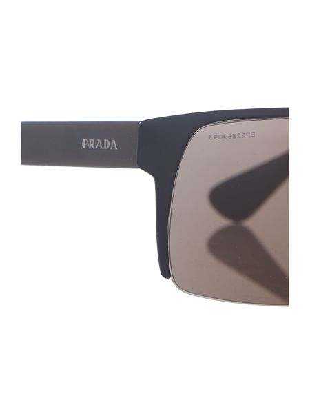 Prada Sunglasses 0PR 52RS Rectangle sunglasses