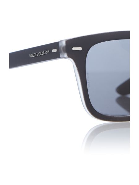 Dolce&Gabbana 0DG6095 Rectangle sunglasses