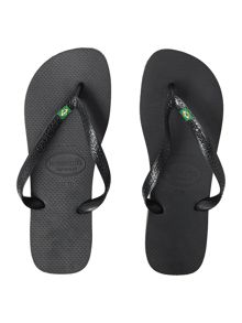 Havaianas All Over One Colour Brazil Flip Flop