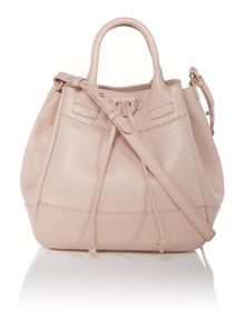 Holland park light pink medium tote bag