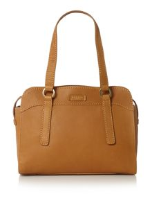Hyde park tan tote bag